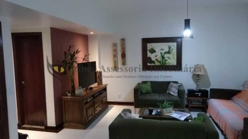 1sala - Excelente casa duplex em condomínio. - TACN30010 - 1