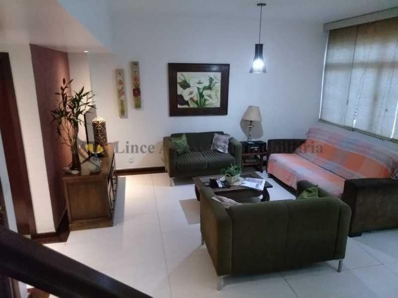 4sala - Excelente casa duplex em condomínio. - TACN30010 - 5