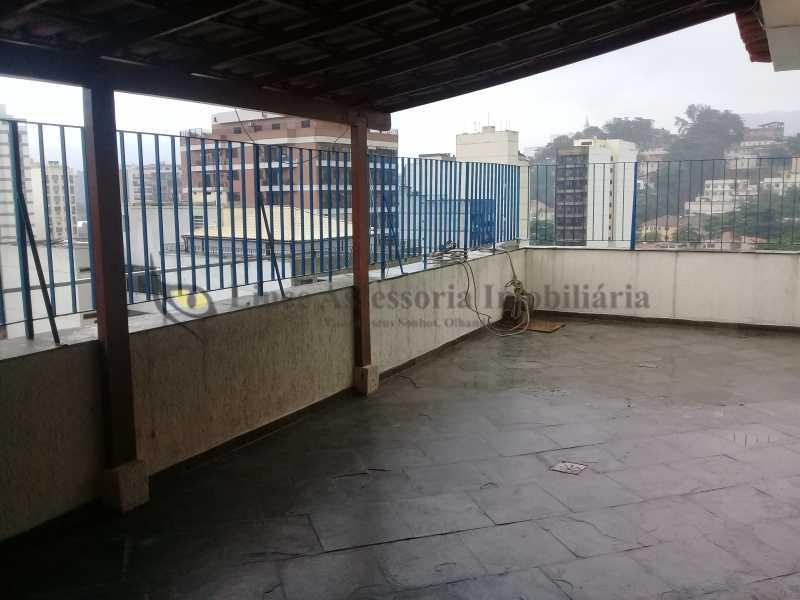 21 TERRAÇO1.0 - Cobertura Andaraí, Norte,Rio de Janeiro, RJ À Venda, 3 Quartos, 175m² - TACO30117 - 22