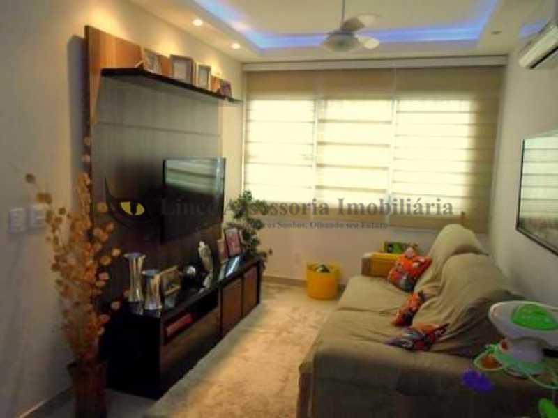 1. Sala - Apartamento À Venda - Méier - Rio de Janeiro - RJ - TAAP30968 - 1