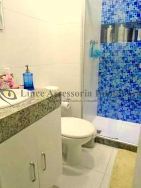 9. Banheiro Suíte - Apartamento À Venda - Méier - Rio de Janeiro - RJ - TAAP30968 - 10