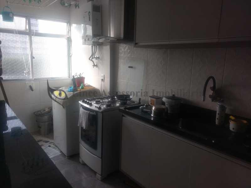 6 cozinha americana - Apartamento 3 quartos à venda Méier, Rio de Janeiro - R$ 400.000 - TAAP30970 - 6