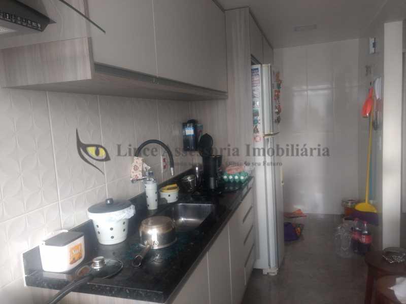 7 cozinha - Apartamento 3 quartos à venda Méier, Rio de Janeiro - R$ 400.000 - TAAP30970 - 7