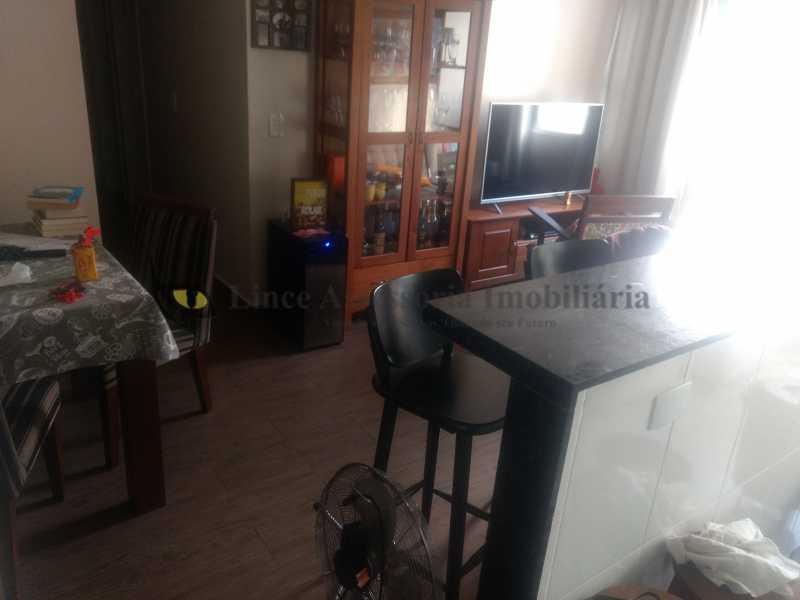 8 sala  e cozinha - Apartamento 3 quartos à venda Méier, Rio de Janeiro - R$ 400.000 - TAAP30970 - 8