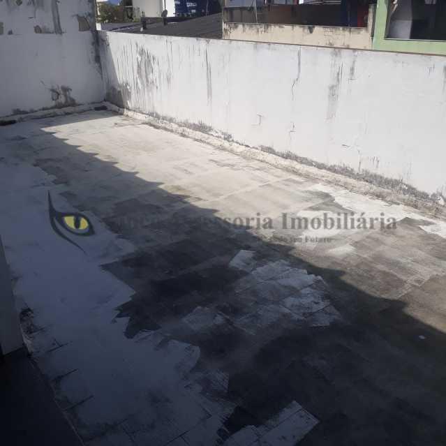 TERRAÇO - Casa de Vila 3 quartos à venda Tijuca, Norte,Rio de Janeiro - R$ 450.000 - TACV30056 - 19