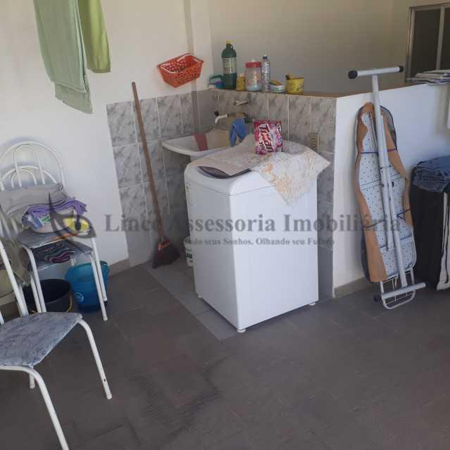 LAVANDERIA - Casa de Vila 3 quartos à venda Tijuca, Norte,Rio de Janeiro - R$ 450.000 - TACV30056 - 21
