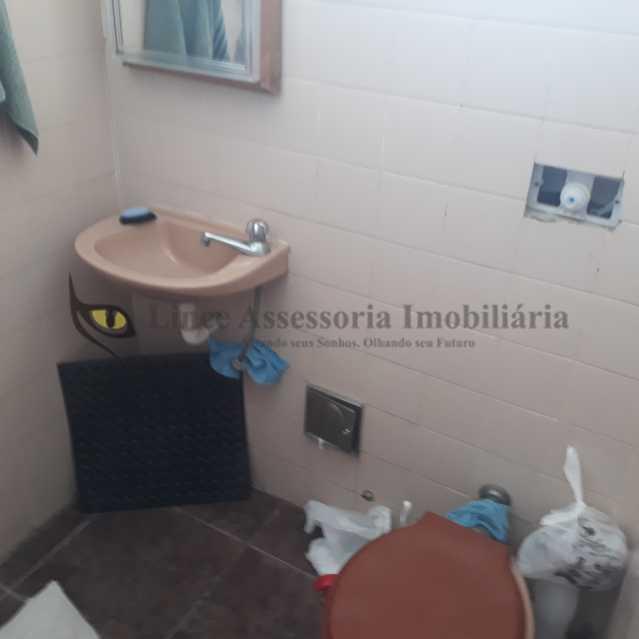 BANHEIRO DE EMPREGADA - Casa de Vila 3 quartos à venda Tijuca, Norte,Rio de Janeiro - R$ 450.000 - TACV30056 - 18