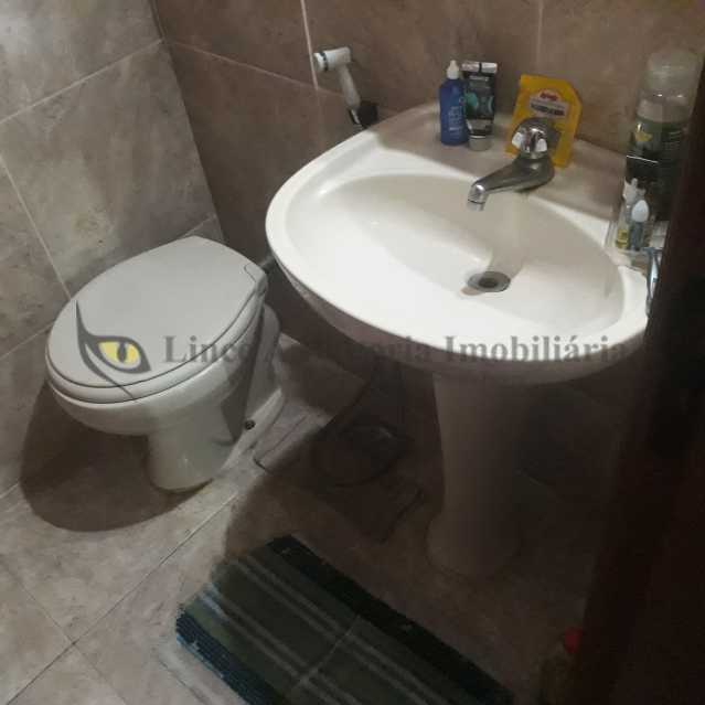 BANHEIROSOCIAL1 - Casa de Vila 3 quartos à venda Tijuca, Norte,Rio de Janeiro - R$ 450.000 - TACV30056 - 15