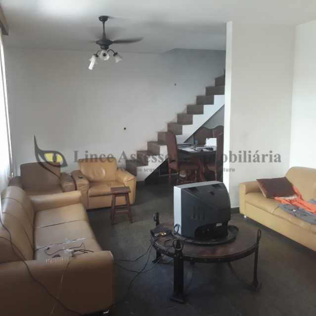 SALA - Casa de Vila 3 quartos à venda Tijuca, Norte,Rio de Janeiro - R$ 450.000 - TACV30056 - 1