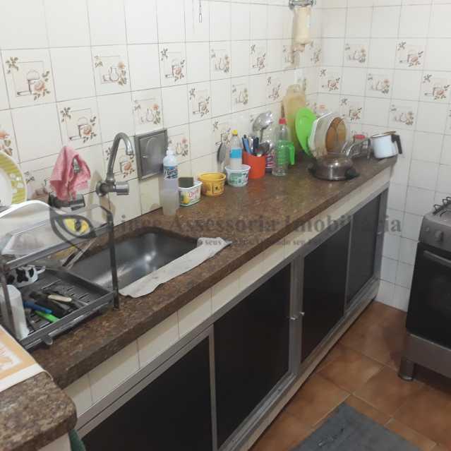 COZINHA - Casa de Vila 3 quartos à venda Tijuca, Norte,Rio de Janeiro - R$ 450.000 - TACV30056 - 12