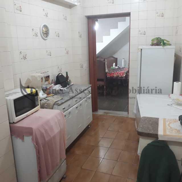 COZINHA - Casa de Vila 3 quartos à venda Tijuca, Norte,Rio de Janeiro - R$ 450.000 - TACV30056 - 13