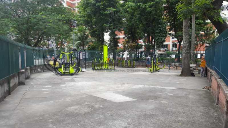 16area de lazer  - Apartamento Grajaú, Norte,Rio de Janeiro, RJ À Venda, 2 Quartos, 70m² - TAAP21743 - 17