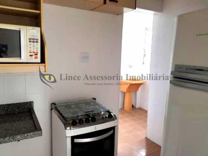 Cozinha e Area - Apartamento 2 quartos à venda Méier, Norte,Rio de Janeiro - R$ 260.000 - TAAP21745 - 8