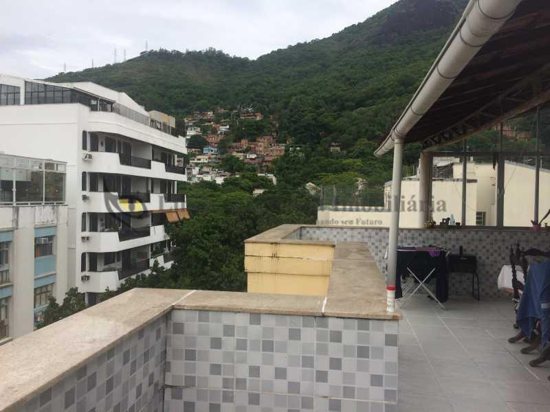 20 TERRAÇO 1.2 - Cobertura À Venda - Tijuca - Rio de Janeiro - RJ - TACO20069 - 21