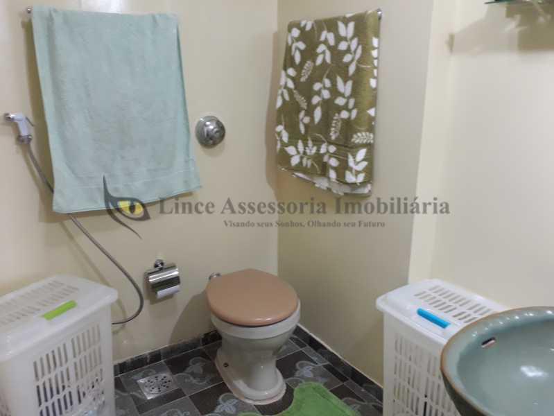 Banheiro socal - Apartamento 2 quartos à venda Andaraí, Norte,Rio de Janeiro - R$ 329.000 - TAAP21747 - 12