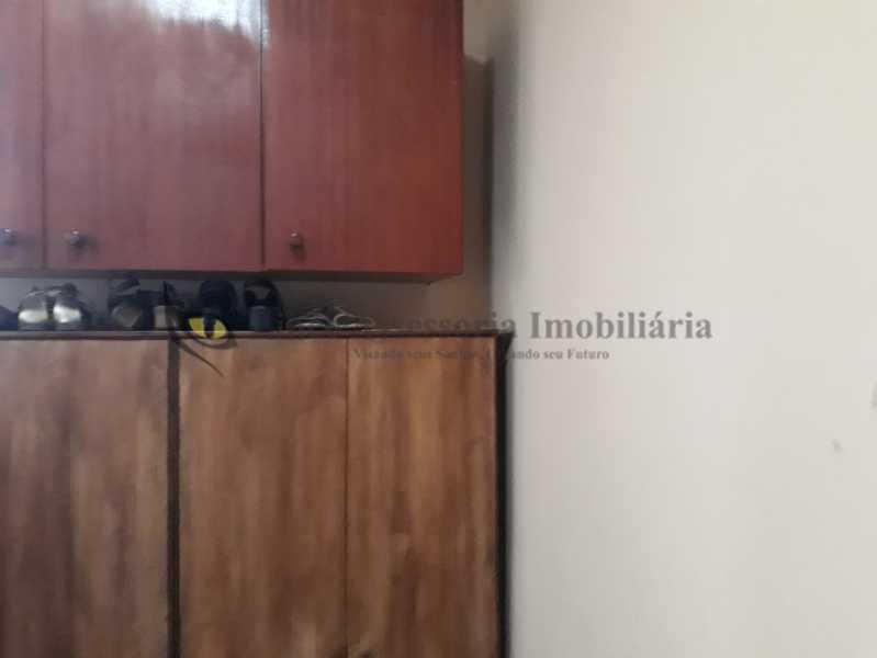 Quarto empregada - Apartamento 2 quartos à venda Andaraí, Norte,Rio de Janeiro - R$ 329.000 - TAAP21747 - 31