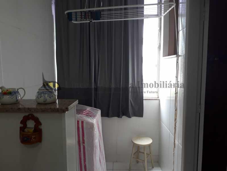 Area - Apartamento 2 quartos à venda Andaraí, Norte,Rio de Janeiro - R$ 329.000 - TAAP21747 - 29