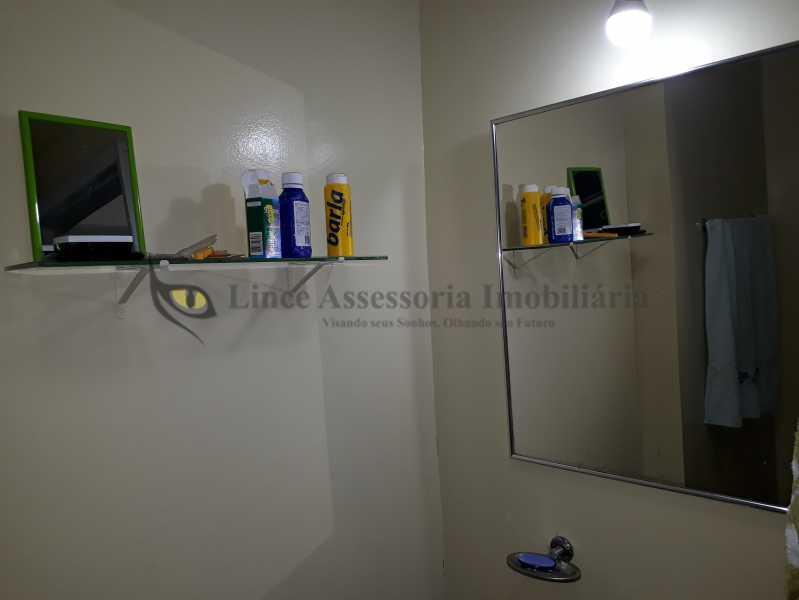 Banheiro social - Apartamento 2 quartos à venda Andaraí, Norte,Rio de Janeiro - R$ 329.000 - TAAP21747 - 14
