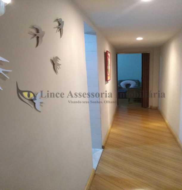 03 HALL. - Apartamento Lins de Vasconcelos, Norte,Rio de Janeiro, RJ À Venda, 2 Quartos, 80m² - TAAP21749 - 5