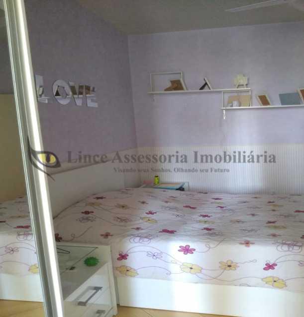 07 QUARTO 1.1. - Apartamento Lins de Vasconcelos, Norte,Rio de Janeiro, RJ À Venda, 2 Quartos, 80m² - TAAP21749 - 9