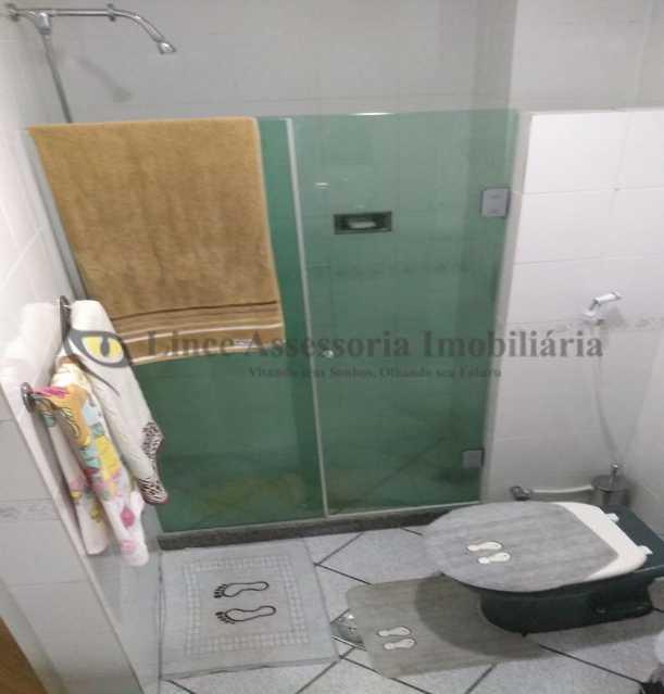 13 BANHEIRO SOCIAL 1. - Apartamento Lins de Vasconcelos, Norte,Rio de Janeiro, RJ À Venda, 2 Quartos, 80m² - TAAP21749 - 15