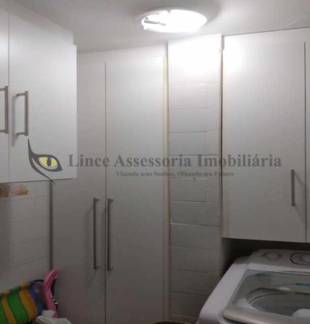 20 LAVANDERIA. - Apartamento Lins de Vasconcelos, Norte,Rio de Janeiro, RJ À Venda, 2 Quartos, 80m² - TAAP21749 - 22