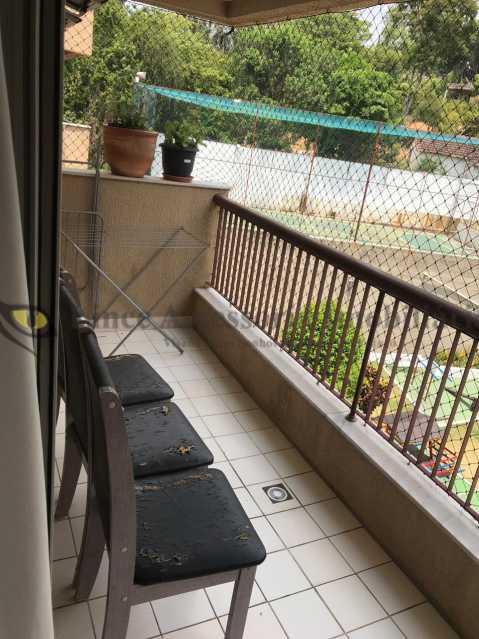 3-varanda - Apartamento 2 quartos à venda Lins de Vasconcelos, Norte,Rio de Janeiro - R$ 299.900 - TAAP21763 - 4