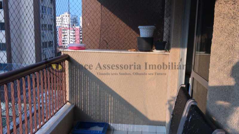4-varanda-1 - Apartamento 2 quartos à venda Lins de Vasconcelos, Norte,Rio de Janeiro - R$ 299.900 - TAAP21763 - 5