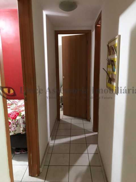 5-circulação - Apartamento 2 quartos à venda Lins de Vasconcelos, Norte,Rio de Janeiro - R$ 299.900 - TAAP21763 - 6