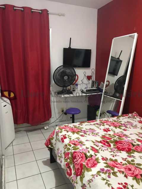 6-quarto-2.1 - Apartamento 2 quartos à venda Lins de Vasconcelos, Norte,Rio de Janeiro - R$ 299.900 - TAAP21763 - 7
