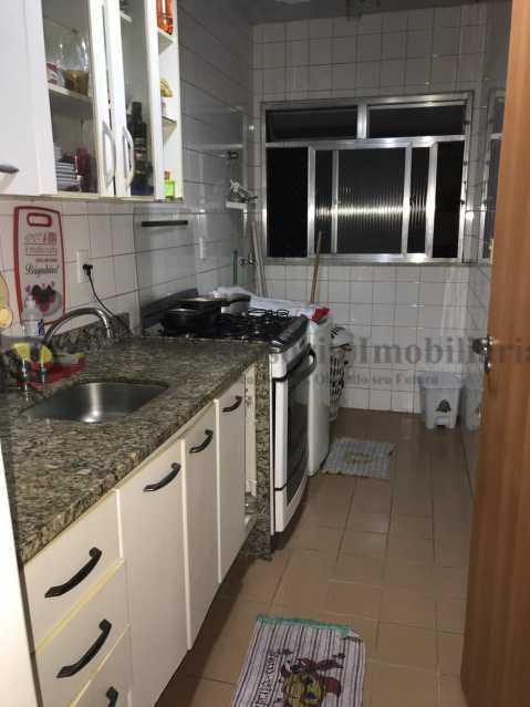 13-cozinha-1- e área DE SERVI - Apartamento 2 quartos à venda Lins de Vasconcelos, Norte,Rio de Janeiro - R$ 299.900 - TAAP21763 - 14