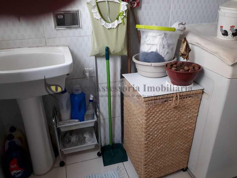 area serviço1.1 - Apartamento 1 quarto à venda Centro,RJ - R$ 325.000 - TAAP10346 - 25