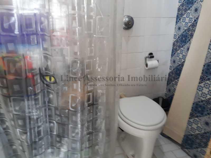 banheiro social1.2 - Apartamento 1 quarto à venda Centro,RJ - R$ 325.000 - TAAP10346 - 11