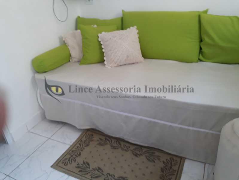 quarto empregada1.1 - Apartamento 1 quarto à venda Centro,RJ - R$ 325.000 - TAAP10346 - 20