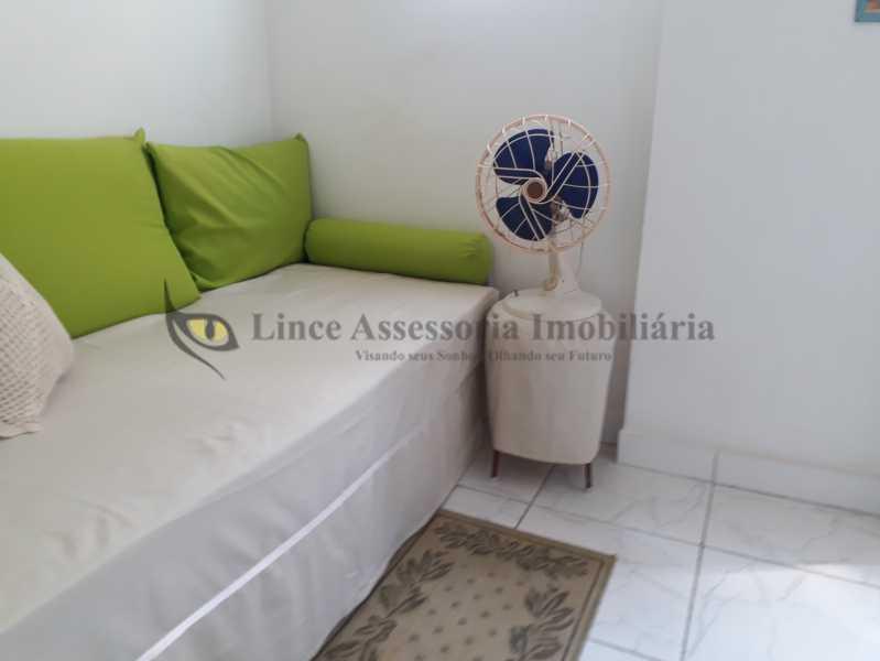 quarto empregada1.4 - Apartamento 1 quarto à venda Centro,RJ - R$ 325.000 - TAAP10346 - 23