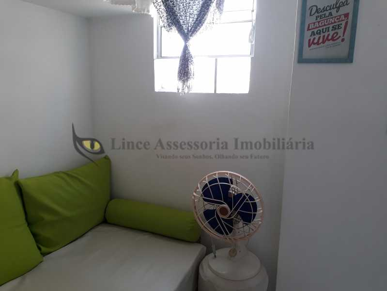 quarto empregada1.5 - Apartamento 1 quarto à venda Centro,RJ - R$ 325.000 - TAAP10346 - 24