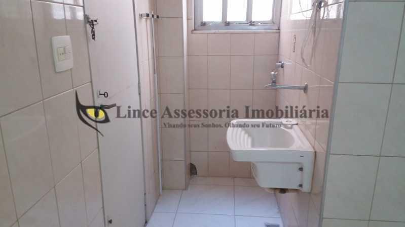 area serv - Apartamento À Venda - Tijuca - Rio de Janeiro - RJ - TAAP21791 - 15