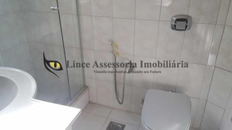 banheiro social  - Apartamento À Venda - Tijuca - Rio de Janeiro - RJ - TAAP21791 - 13