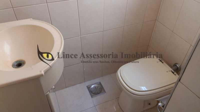 lavabo - Apartamento À Venda - Tijuca - Rio de Janeiro - RJ - TAAP21791 - 19