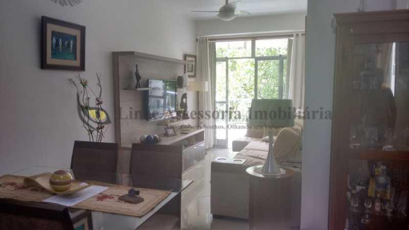 1sala - Apartamento 2 quartos à venda Grajaú, Norte,Rio de Janeiro - R$ 520.000 - TAAP21801 - 1