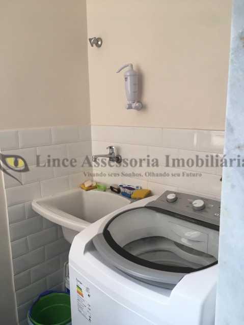 area serviço1.1 - Apartamento À Venda - Grajaú - Rio de Janeiro - RJ - TAAP21802 - 19