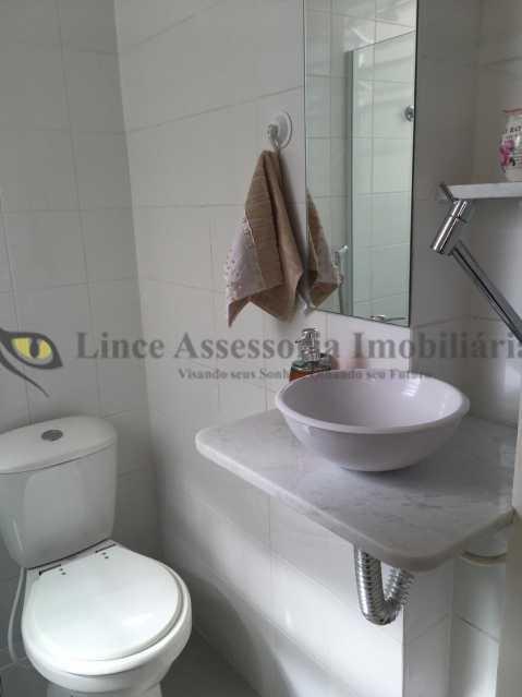 banheiro social1.1 - Apartamento À Venda - Grajaú - Rio de Janeiro - RJ - TAAP21802 - 10