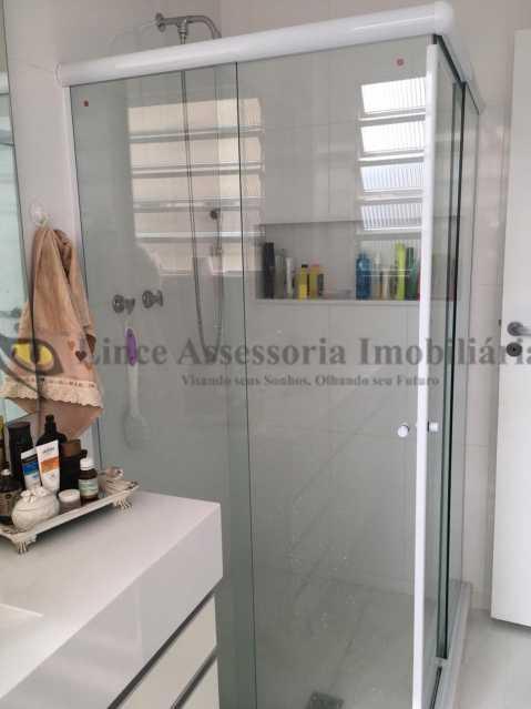 banheiro suite1.1 - Apartamento À Venda - Grajaú - Rio de Janeiro - RJ - TAAP21802 - 11