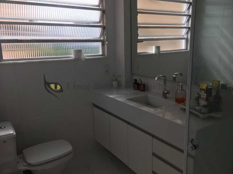 banheiro suite1.2 - Apartamento À Venda - Grajaú - Rio de Janeiro - RJ - TAAP21802 - 12