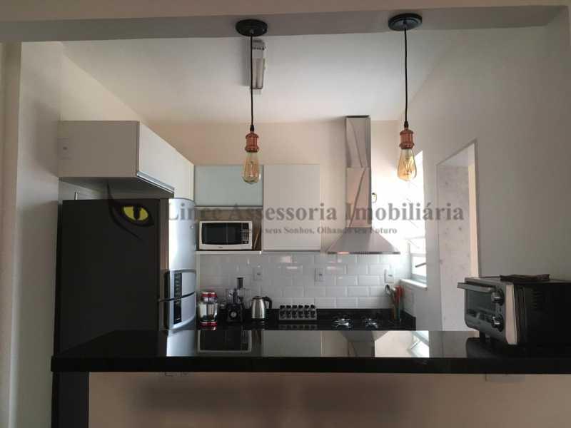 cozinha1.3 - Apartamento À Venda - Grajaú - Rio de Janeiro - RJ - TAAP21802 - 17