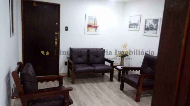 Recepção - Sala Comercial 92m² à venda Centro,RJ - R$ 380.000 - TASL00072 - 1