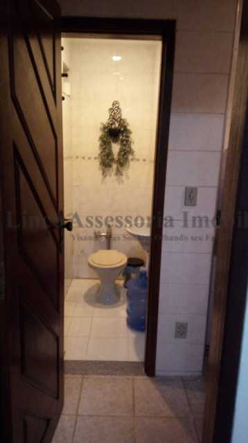 Banheiro - Sala Comercial 92m² à venda Centro,RJ - R$ 380.000 - TASL00072 - 21