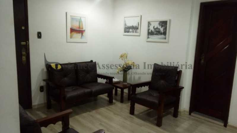 Recepção - Sala Comercial 92m² à venda Centro,RJ - R$ 380.000 - TASL00072 - 8