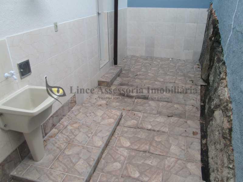 11-área externa - Casa de Vila À Venda - Tijuca - Rio de Janeiro - RJ - TACV30057 - 12