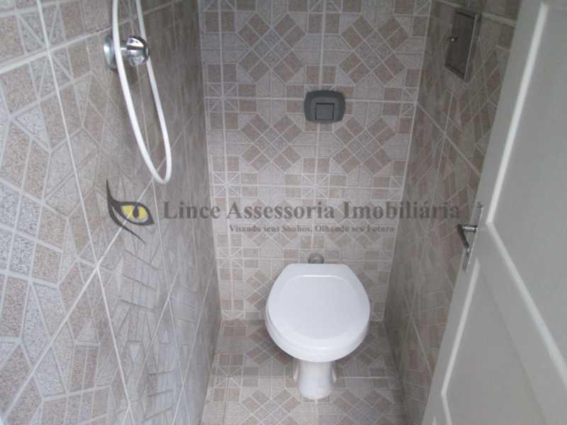 13-banheiro de empregada - Casa de Vila À Venda - Tijuca - Rio de Janeiro - RJ - TACV30057 - 14